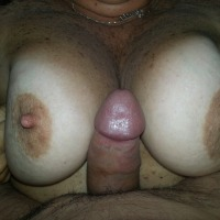 Large tits of my wife - ngelina