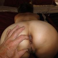 My wife's ass - KneeKnee
