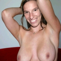 Large tits of my ex-girlfriend