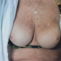 My medium tits - freckles