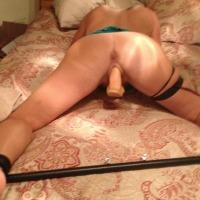 My wife's ass - Chrissy