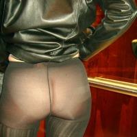 My wife's ass - sexy55