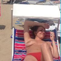 On The Beach During My Last Vacation - Beach