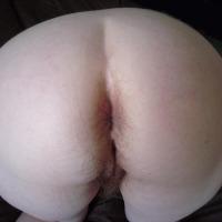 My wife's ass - Muffy