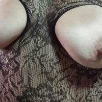 Medium tits of my girlfriend - AC