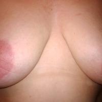 Very large tits of my wife - DutchLadyBug