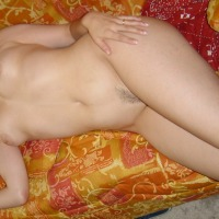 Medium tits of my wife - LC