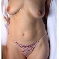 Medium tits of my wife - fine_fifty