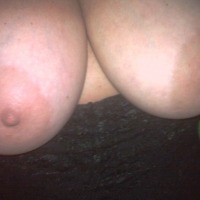 Large tits of my wife - Slutty Wife