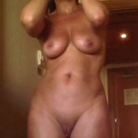 Holidays - Medium Tits, Shaved, Firm Ass, Pussy