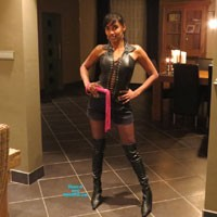 Some Nice Pictures of My Wife - Ebony, High Heels Amateurs, Wife/Wives, Brunette, Costume