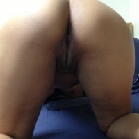My girlfriend's ass - DJ