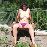 All Natural - Big Tits, Brunette