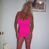 Pink - Blonde, Lingerie