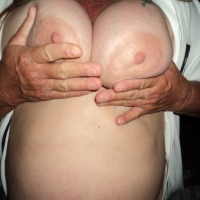 Large tits of my girlfriend