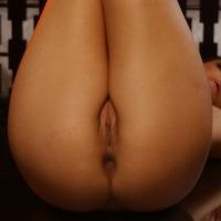 My girlfriend's ass - Joelle
