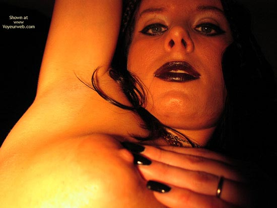Pic #8 - *Ni Rg Gothic Raven'S Nipple Tease