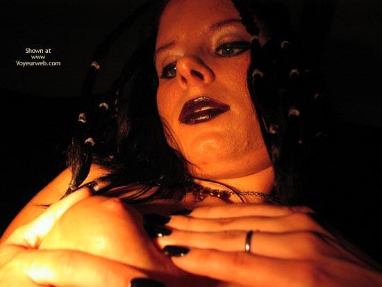 Pic #9 - *Ni Rg Gothic Raven'S Nipple Tease