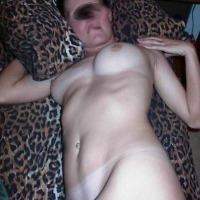 Medium tits of my ex-wife - x