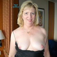 Lingerie MILF - Blonde, Mature, Lingerie, Medium Tits, Natural Tits
