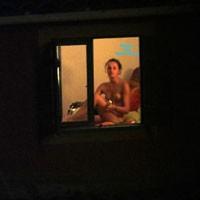 Neighborhood Windows - Voyeur