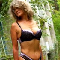Chernobyl - Lingerie, Mature, Blonde, High Heels Amateurs, Medium Tits, Pussy, Shaved