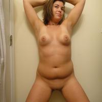 lana Having Fun - Brunette, Shaved, Big Tits, Big Ass