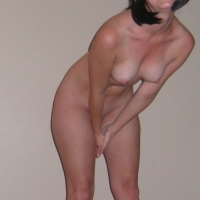 Small tits of my wife - apil