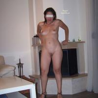 Stefania In Sexy Lingerie! 2 - Brunette, High Heels Amateurs, Lingerie, Big Ass
