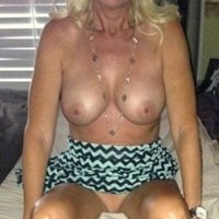 More Summertime - Big Tits, Shaved, Blonde, Pussy, Long Legs