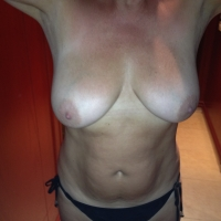 Large tits of my girlfriend - Ddarling
