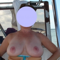 My very large tits - Diane