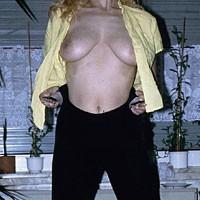 Katze2 - High Heels Amateurs, Bush Or Hairy, Striptease, Big Tits, Blonde, Pussy