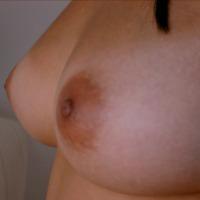 Very large tits of my wife - neko