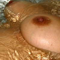 Large tits of my wife - Lady Anubis