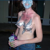 Costumes - Wife/wives, Big Tits, Brunette, Costume