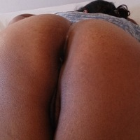 My wife's ass - Booty