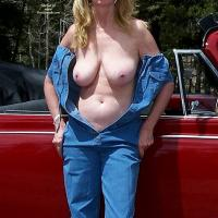 Kritter - Big Tits, Blonde