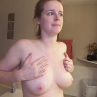 Large tits of my wife - Jess