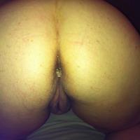 My wife's ass - DONNA