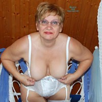 57 Years Old ?! - Lingerie, Mature, Big Tits, Pussy, Wife/Wives