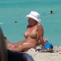 Nude Beach - Beach Voyeur