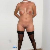 Green 1 - Hard Nipples, High Heels Amateurs, Lingerie, Medium Tits, Pussy, Shaved