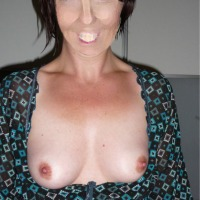 Small tits of my wife - DutchDoll
