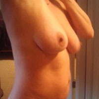 More of GF - Big Tits, GF, Hard Nipples, Wet