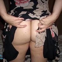 Ass - Round Ass, Dressed, Flashing