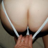 My girlfriend's ass - jt