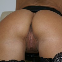 My wife's ass - Sexybionda
