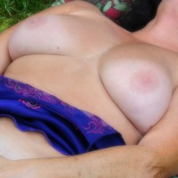 Large tits of my wife - pooh