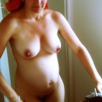 Pregnant - Big Tits, Bush Or Hairy